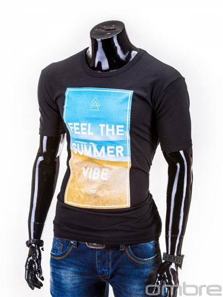 T-SHIRT S596, Ombre, <table cellspacing=