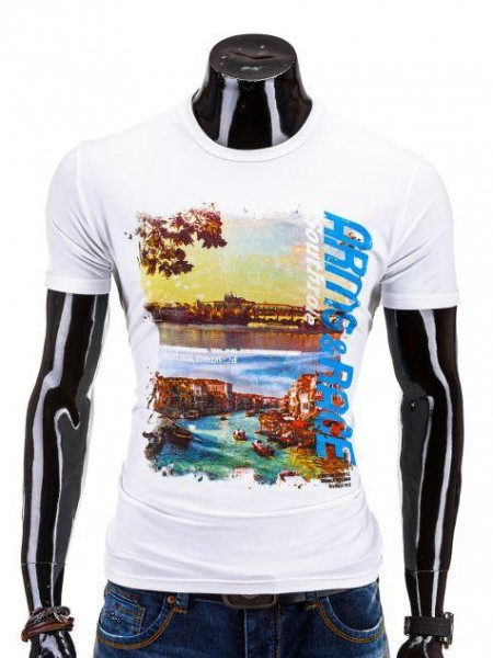 T-SHIRT S575, Ombre, <table cellspacing=
